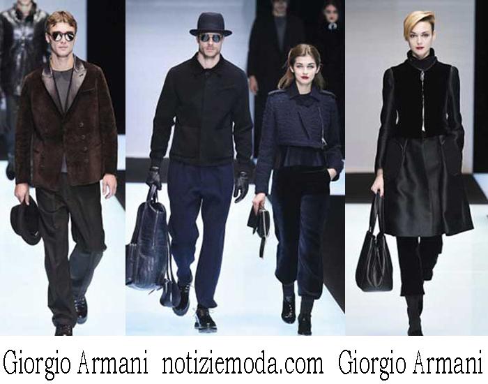 Style Giorgio Armani Autunno Inverno Nuovi Arrivi