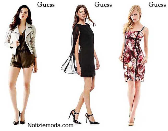 Abbigliamento-Guess-autunno-inverno-donna-saldi