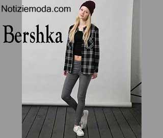 san francisco 5e24b 6f29c Jeans Bershka inverno 2016 pantaloni donna e ragazza