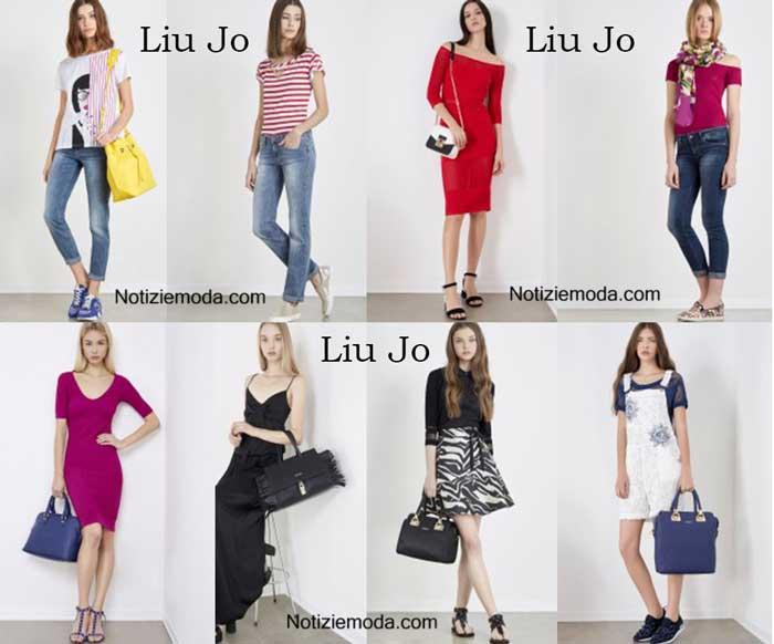 Abbigliamento Liu Jo primavera estate 2016 donna