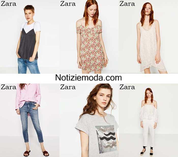 Abbigliamento Zara primavera estate 2016 donna
