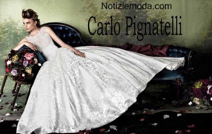 Abiti-sposa-Carlo-Pignatelli-primavera-estate-2016