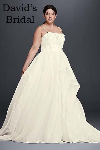 David's Bridal 2016 Curvy Estate Abiti Sposa Primavera wm8N0vnO