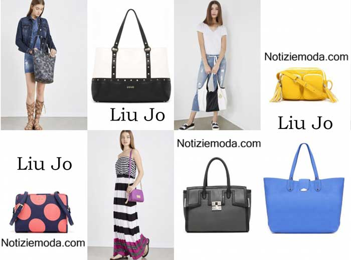 Borse Liu Jo primavera estate 2016 moda donna