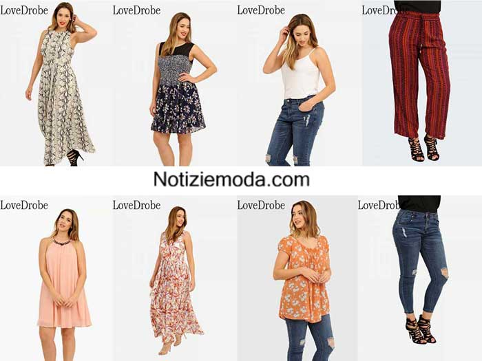 Curvy LoveDrobe primavera estate 2016 plus size