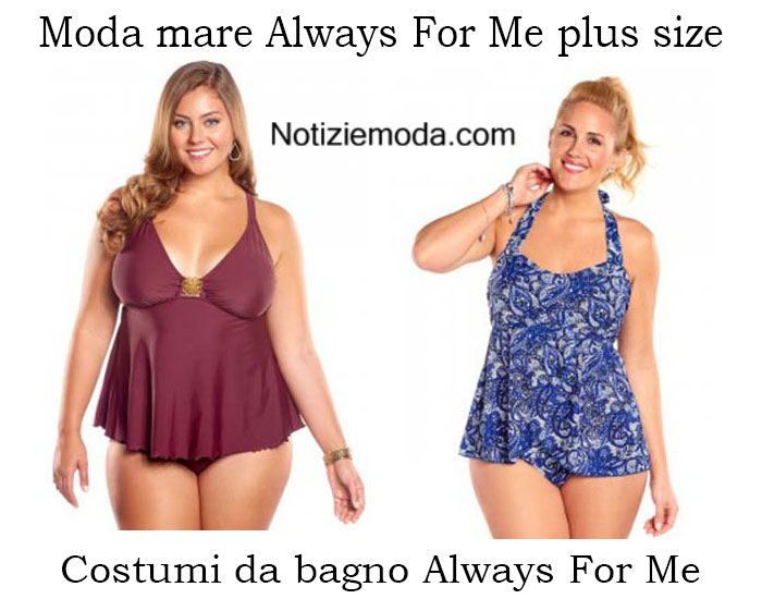Moda mare Always For Me primavera estate 2016