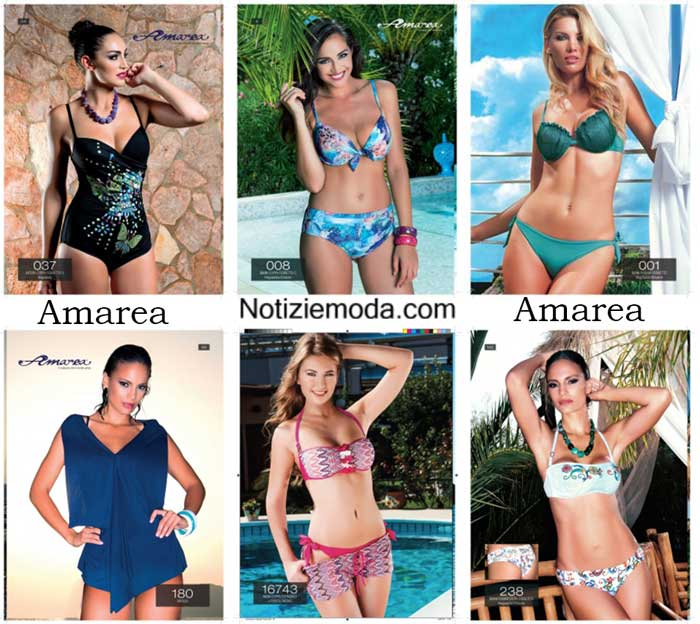 Moda mare Amarea primavera estate 2016 bikini