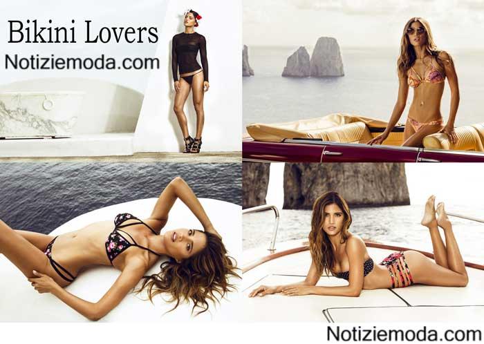 Moda mare Bikini Lovers primavera estate 2016