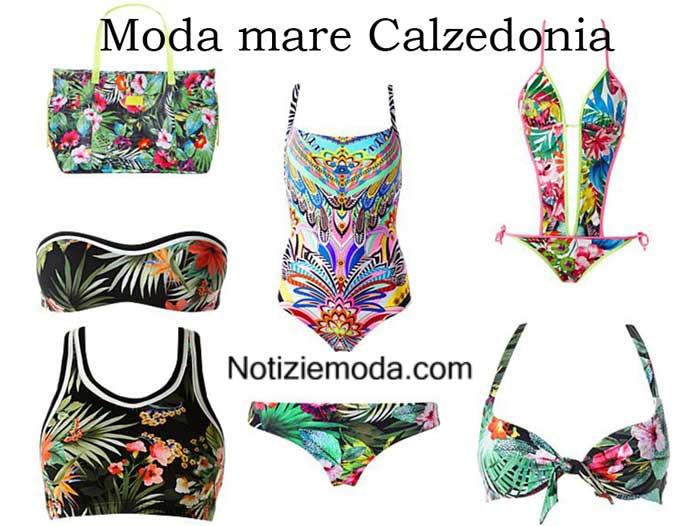 Moda mare Calzedonia primavera estate 2016
