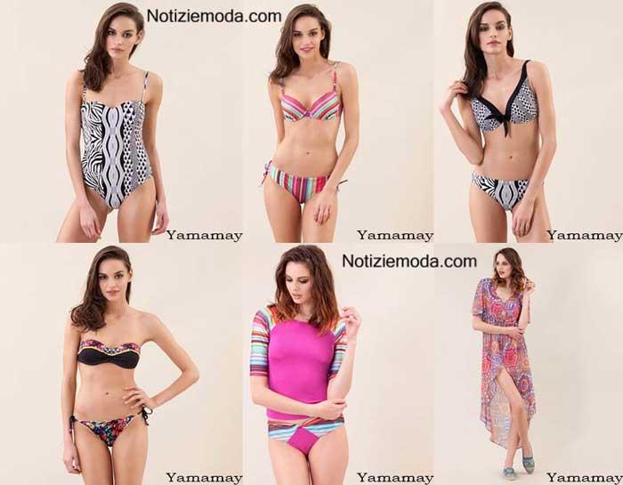 Moda mare Yamamay primavera estate 2016 bikini