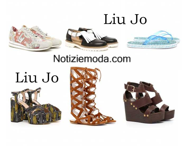 Scarpe Liu Jo primavera estate 2016 moda donna
