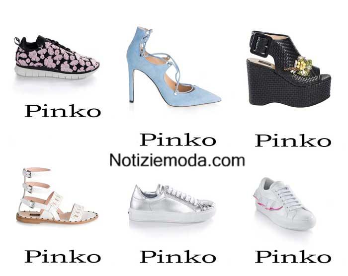 buy popular eb16d ddd61 Scarpe Pinko primavera estate 2016 donna