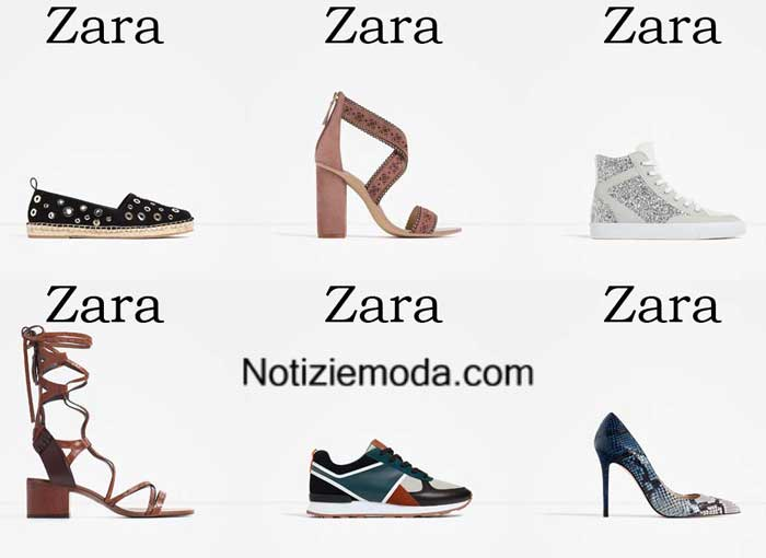 Scarpe Zara primavera estate 2016 moda donna 8bf7eea5748