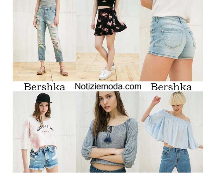 Abbigliamento-Bershka-primavera-estate-2016-donna