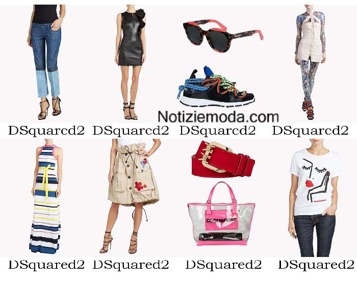 Abbigliamento-DSquared2-primavera-estate-2016-donna