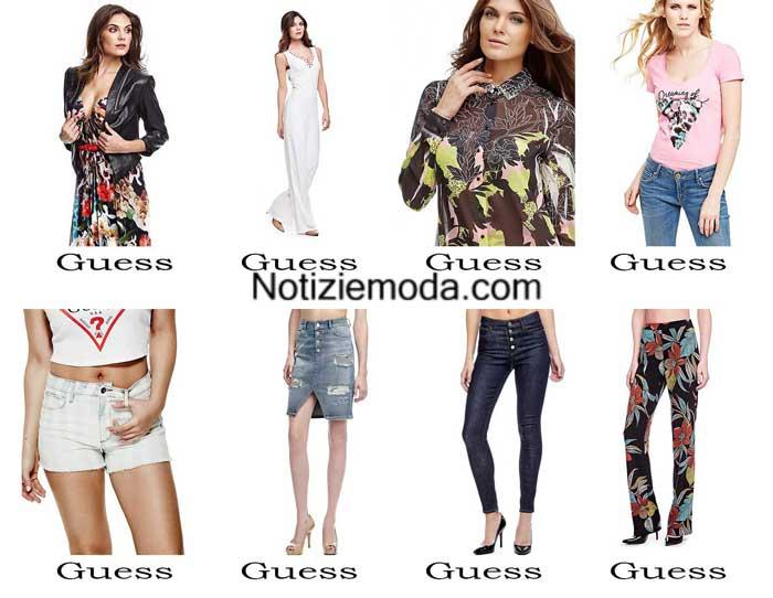 Abbigliamento-Guess-primavera-estate-2016-donna