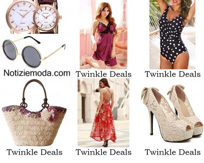 Abbigliamento-Twinkle-Deals-primavera-estate-2016-donna