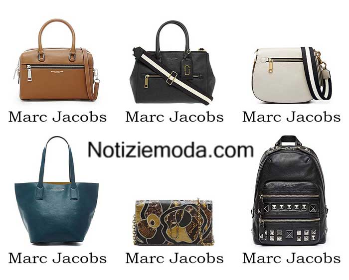 Borse Marc Jacobs primavera estate 2016 moda donna