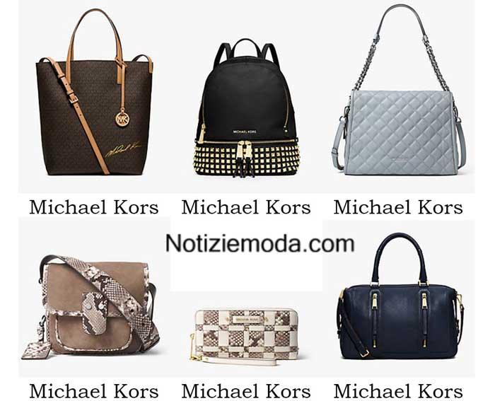 dba45bcae5 Borse Michael Kors primavera estate 2016 moda donna