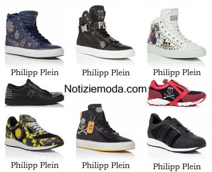 Sneakers Philipp Plein primavera estate 2016 uomo