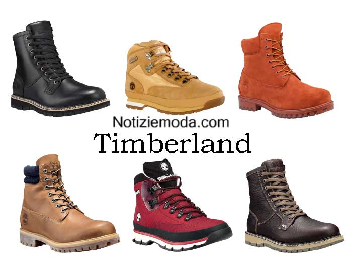 separation shoes b3e5f a6251 Boots Timberland autunno inverno 2016 2017 stivali uomo