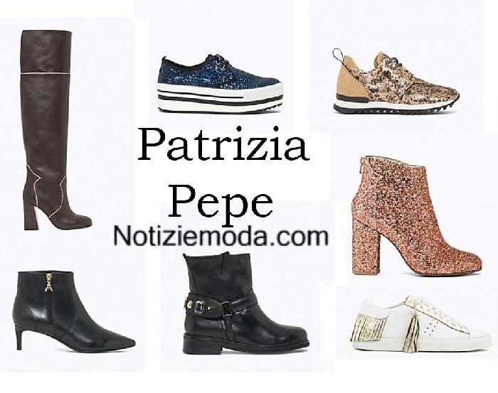buy popular e8042 037ee Scarpe Patrizia Pepe autunno inverno 2016 2017 donna