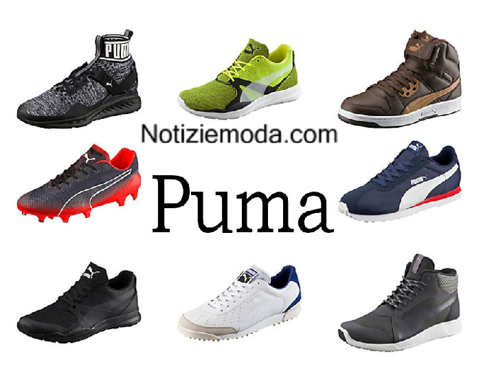 scarpe puma uomo invernali