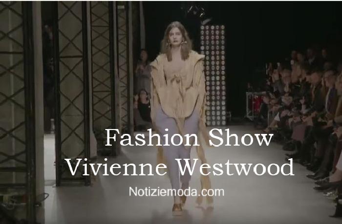 Sfilata Vivienne Westwood autunno inverno 2016 2017 donna