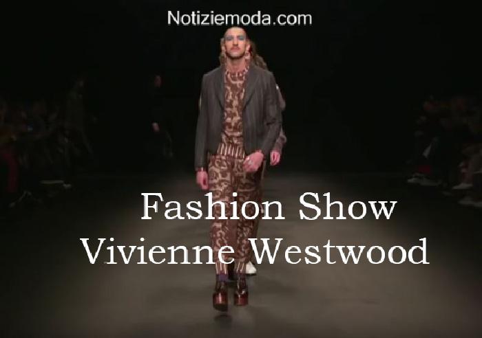Sfilata Vivienne Westwood autunno inverno 2016 2017 uomo