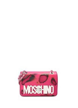 Borse Moschino Autunno Inverno 2016 2017 Donna 58