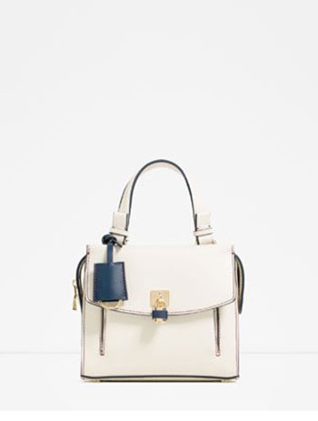 Borse Zara Autunno Inverno 2016 2017 Moda Donna 26