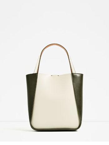 Borse Zara Autunno Inverno 2016 2017 Moda Donna 32