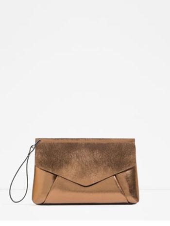 Borse Zara Autunno Inverno 2016 2017 Moda Donna 42