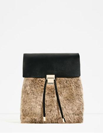 Borse Zara Autunno Inverno 2016 2017 Moda Donna 55