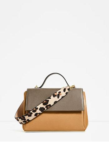 Borse Zara Autunno Inverno 2016 2017 Moda Donna 6