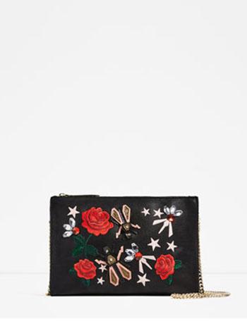 Borse Zara Autunno Inverno 2016 2017 Moda Donna 66