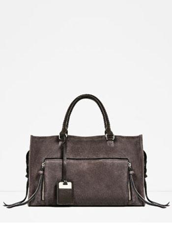 Borse Zara Autunno Inverno 2016 2017 Moda Donna 7