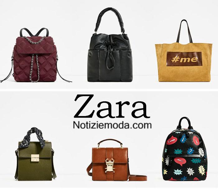 d63a045ed2 Borse Zara autunno inverno 2016 2017 moda donna