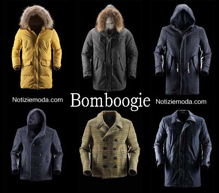 the latest b7b7d be6d9 Autunno Cappotti Inverno 2017 Uomo 2016 Bomboogie ACqC5wp ...