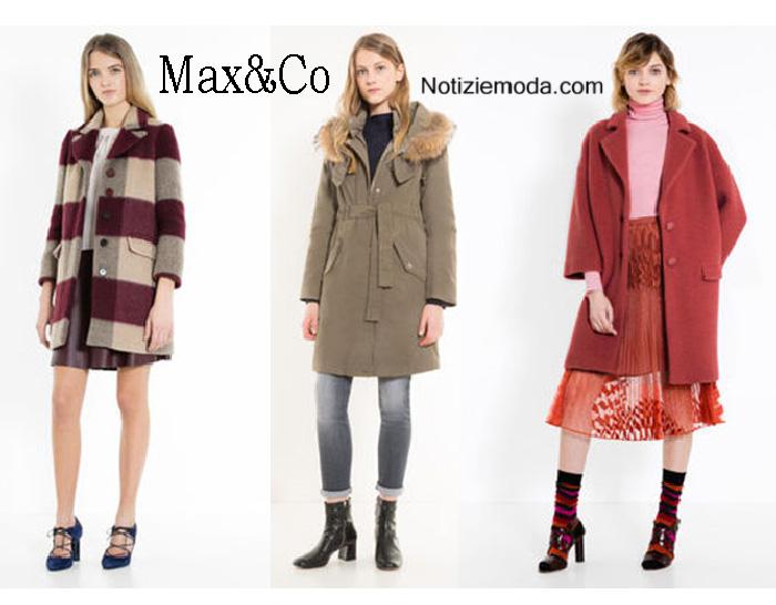 promo code f11ac 61477 Cappotti Max&Co autunno inverno 2016 2017 donna