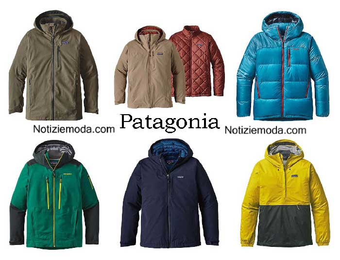 sneakers for cheap 3af7b 5811d Giubbotti Patagonia autunno inverno 2016 2017 uomo