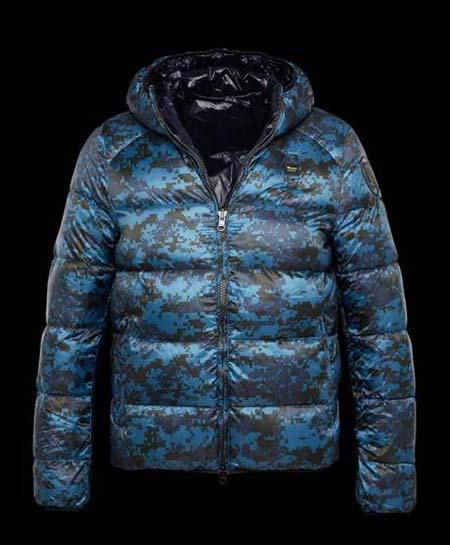 Piumini Blauer Autunno Inverno 2016 2017 Uomo Look 28