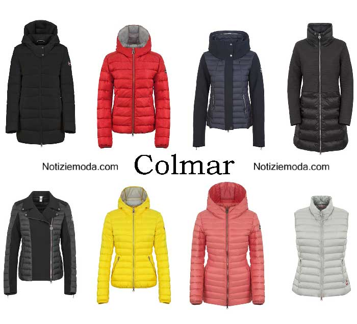 the latest ec8e8 cecbd Piumini Colmar autunno inverno 2016 2017 donna