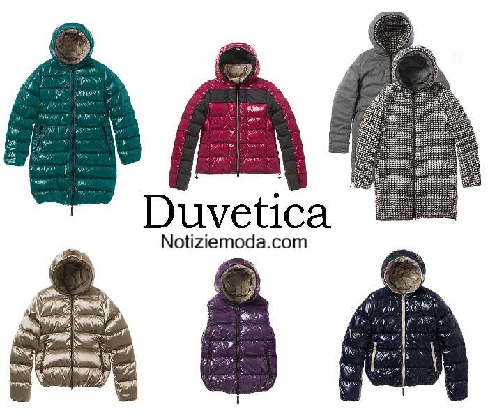 Piumini Duvetica Autunno Inverno 2016 2017 Donna