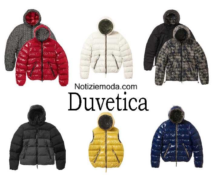hot sale online d4b55 9de88 Piumini Duvetica autunno inverno 2016 2017 uomo