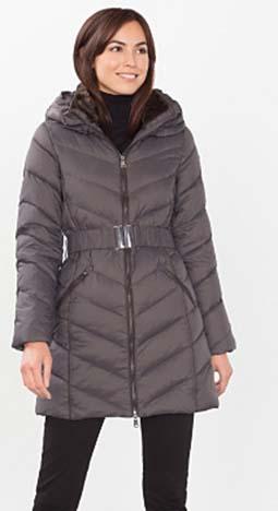 Piumini Esprit Autunno Inverno 2016 2017 Donna Look 38