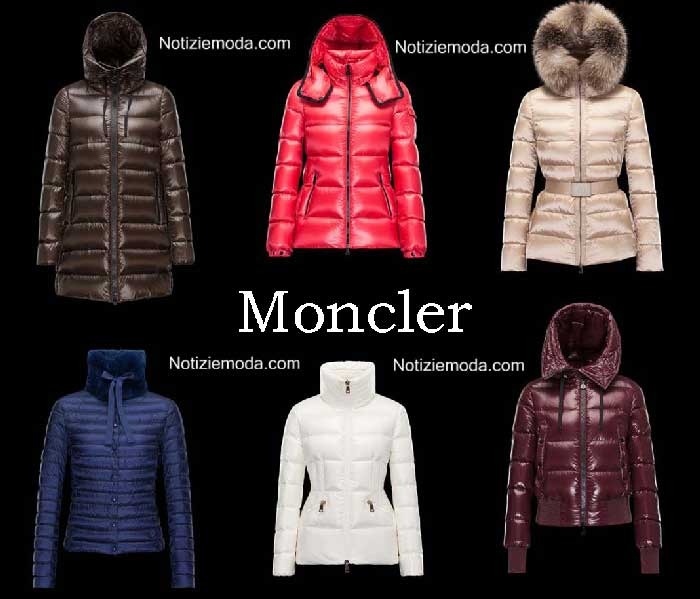 best sneakers 00199 6d3df Piumini Moncler autunno inverno 2016 2017 donna