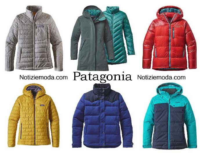 Piumini Patagonia Autunno Inverno 2016 2017 Donna