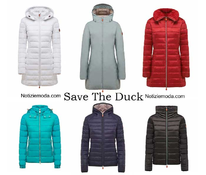 Piumini Save The Duck Inverno 2016 2017 Donna