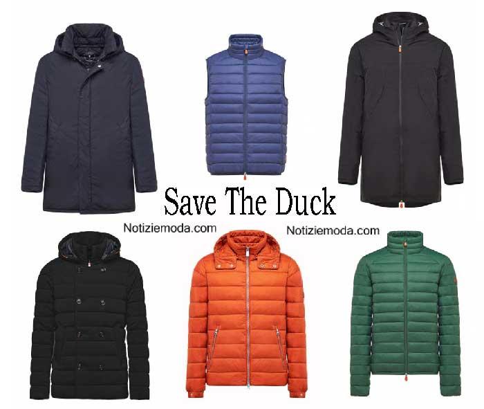 Piumini Save The Duck Inverno 2016 2017 Uomo